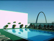 Rooftop Pool & Other Amenities