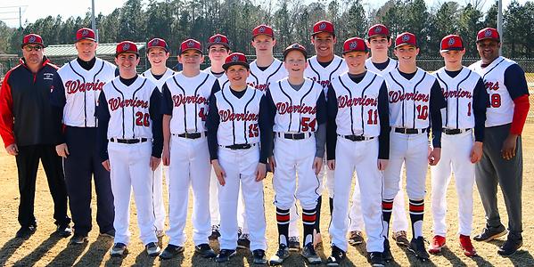 WCHS Warriors Middle School