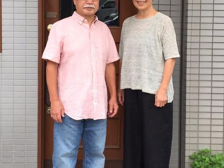 第八回 伊藤屋な人々 東京都国立市 中野さんご夫婦