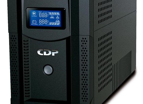 UPRS 1508   (1.5 KVA INTERACTIVO-SENOIDAL)