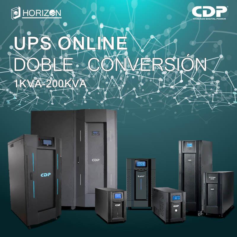 UPS online CDP