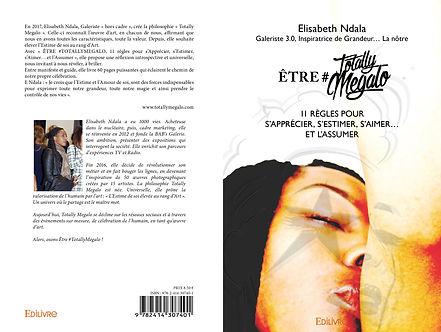 COUVERTURE Etre #totallymegalo Elisabeth