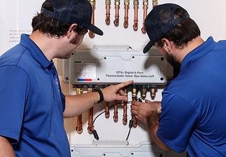plumbing pipe inspection Plumber in Marietta GA Panacea Plumbing