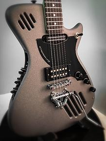 Black Silver 502