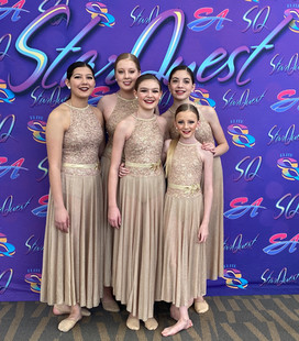 The Dance Collective Competitive Dance Company