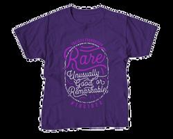 Rare Disease Month 2020 Shirt Fundraiser!