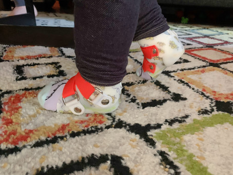Hypotonia and Standing - Lilly's story