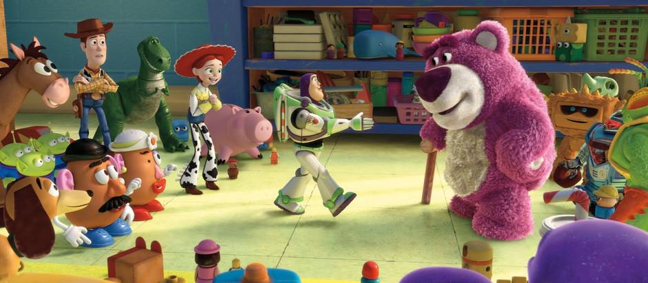 Toy Story Battle