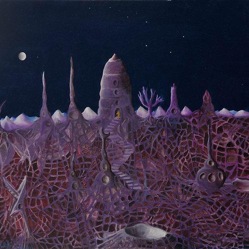 Domes Purple