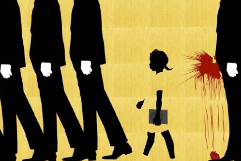 Omaggio a Ruby Nell Bridges