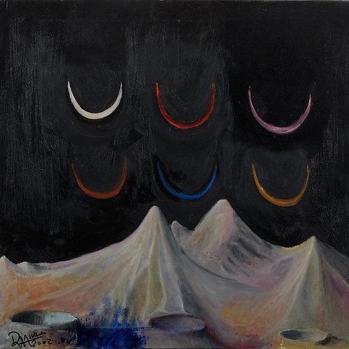 Six Metaphysics moons