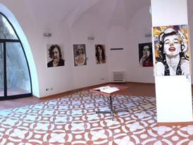 Art is a beautiful woman - Giuliano Grittini (Positano, Italy)