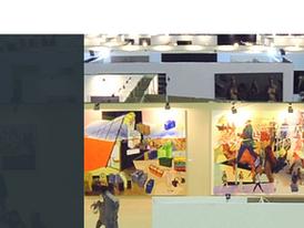 ARTISTS Art Trasform - Lee Feng at Istanbul  Art Fair (Turkey)