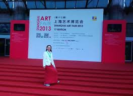 Shanghai: Amalart attends the Contemporary Shanghai Art Fair