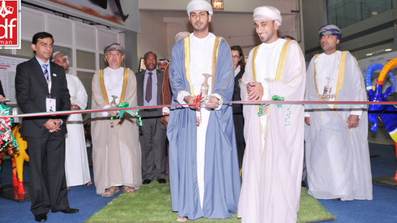 Muscat: Amalart attends the Interior Design, Décor & Furniture Expo 2014