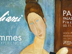 Modigliani Experience in Palermo (Sicily)