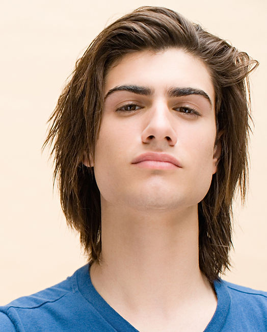 Male Teenage Model