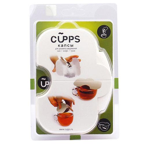 Cupps, cредство для заваривания в чашке, 30 шт.