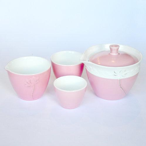 Набор чайной посуды в чехле