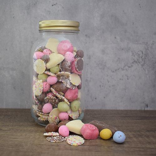 Sweet Shop - Chocolate Candy Jar