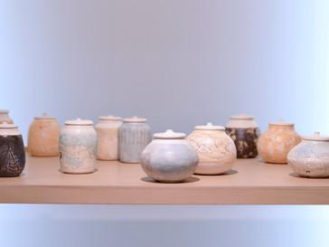 【 レギーナ・アルテール展 】茶道具