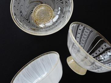【津坂陽介・久保裕子 -日の出ガラス工芸社- 展】より、茶碗