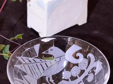 【 レギーナ・アルテール展 】ガラスのうつわ