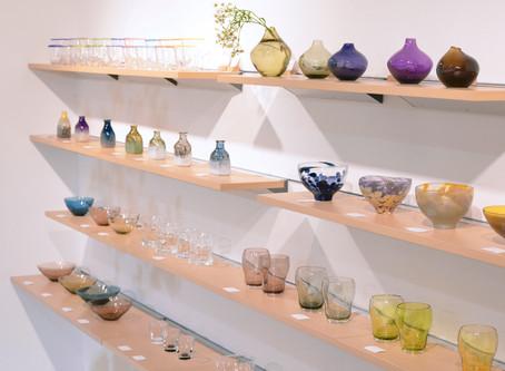【東敬恭 +green 展 】花器、器、グラス