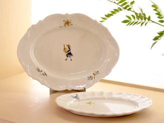 【松本郁美 展 】より、オーバル皿