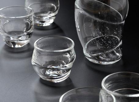 【佐野猛・佐野曜子 展】より、酒器酒杯