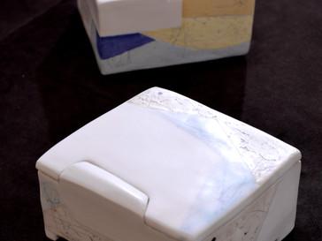【 レギーナ・アルテール展 】陶箱