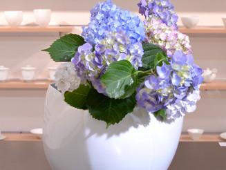 【井倉幸太郎 展 】より花器