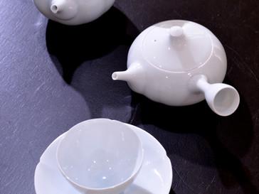 【井倉幸太郎 展 】より茶器