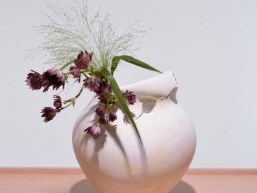 【五月女寛 展 】より花器