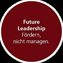 Future Leadership fördern nicht managern