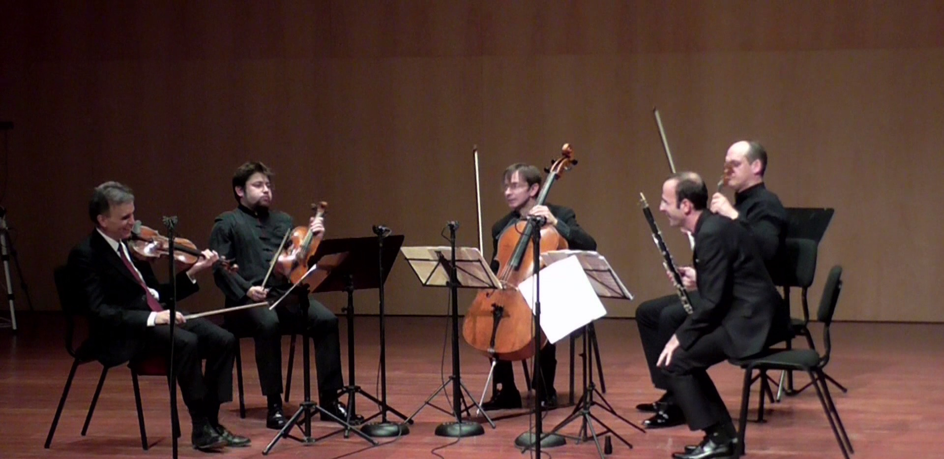 Brahms with Gil Shaham