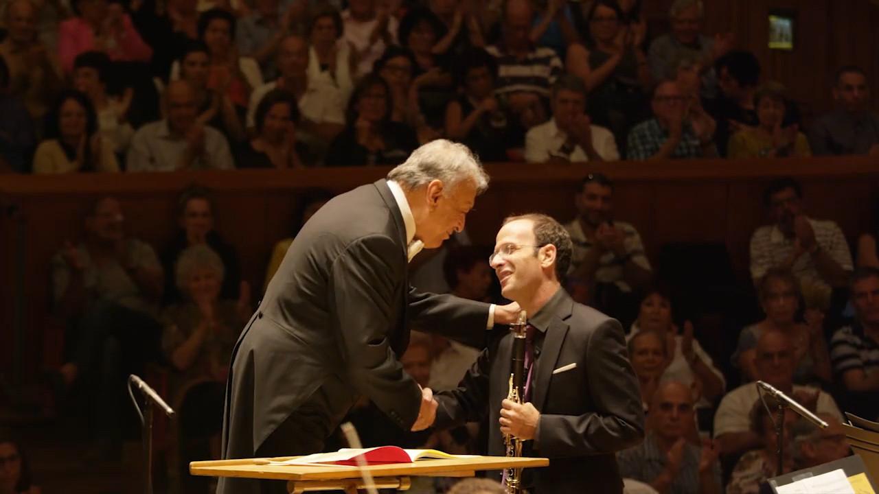 Mozart with Maestro Mehta