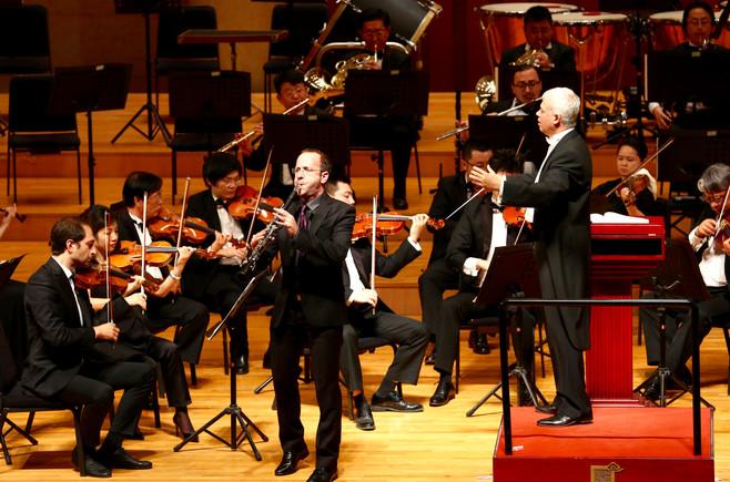 Mozart with Beijing Symphony