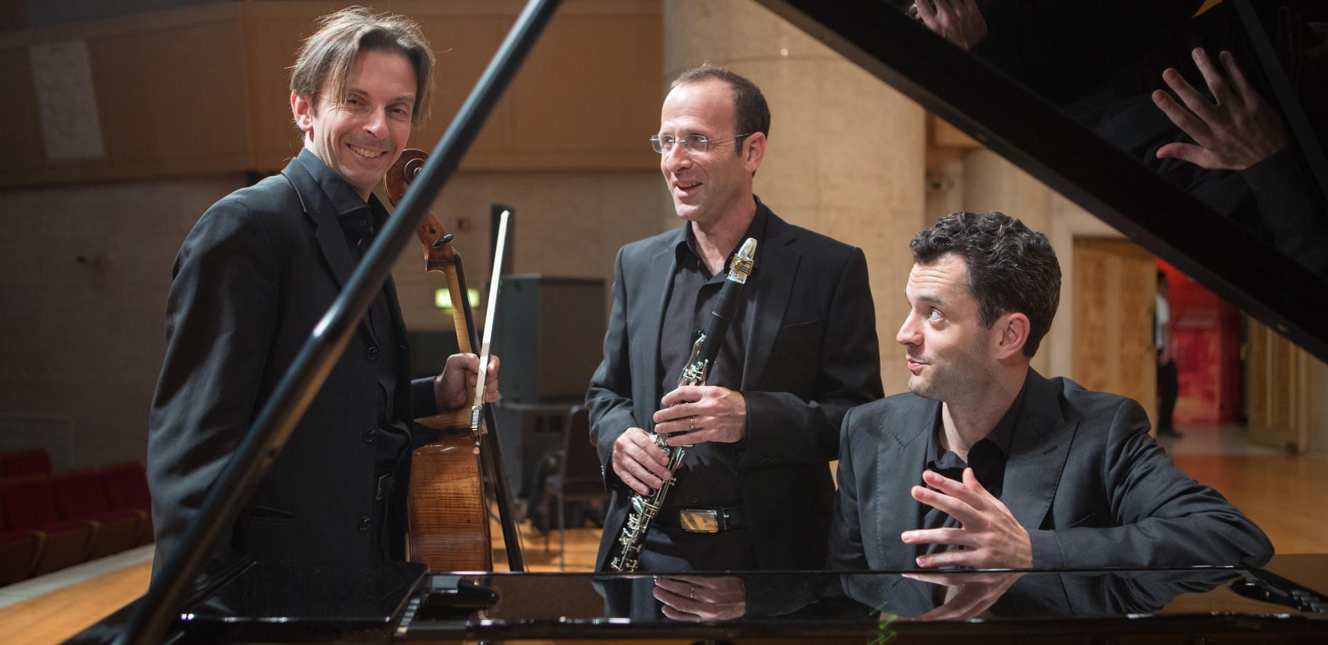 IPO Clarinet Trio