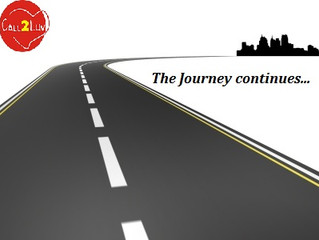 In 2015, the Journey continues...