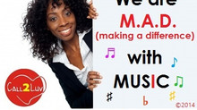 Call 2 Luv is making a difference with Music!