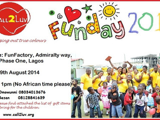 2014 FunDay Outing is here!!!