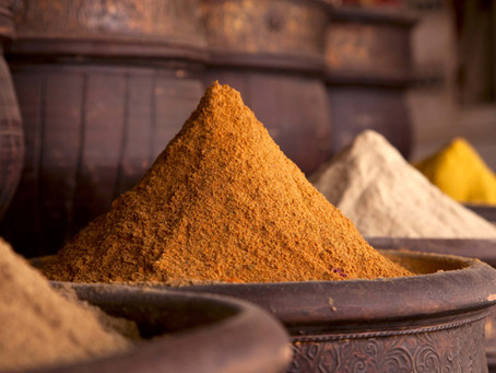 Curcumin - Spicy Goodness