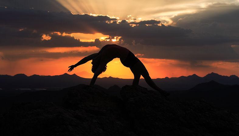 Benita Wolfe -Sunset, Tucson .JPG