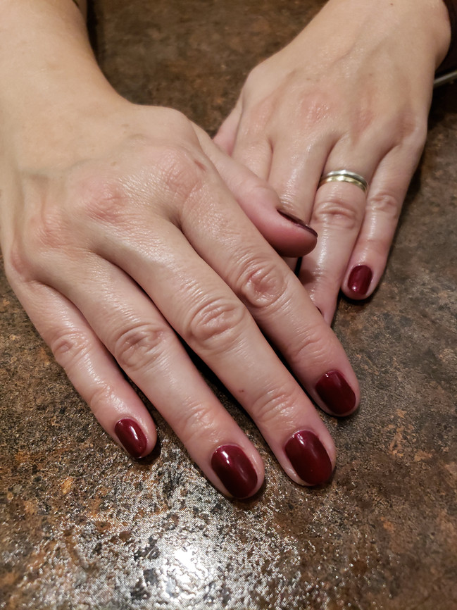 Shellac by Carly