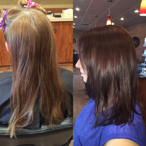 Hair by Erin Berens