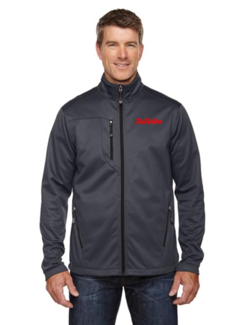 Men's & Ladies Trace Printed Fleece Jacket