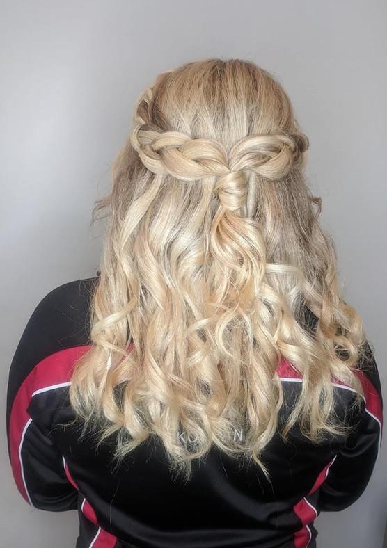Hair by Erin Leigh