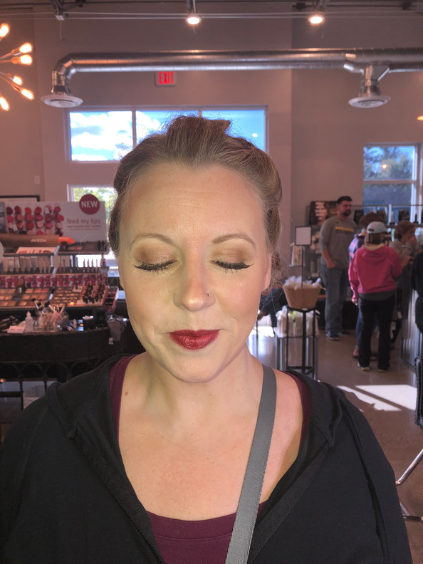 Makeup by Chrystal