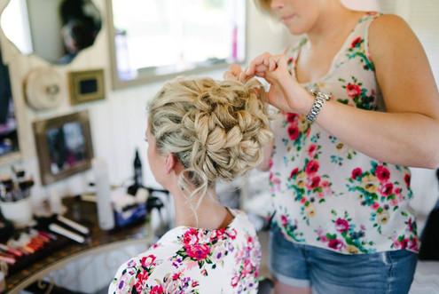 Hair by Shanda